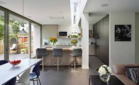 kitchen diner ideas the kitchen layout ideas real homes