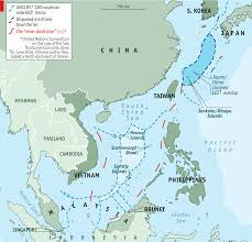 China Sea Map by Focus On Territorial Disputes South China Sea U2013 The Diplomatic Envoy
