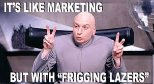 Marketing Meme - 21 types of content marketing for web content marketing in 2018