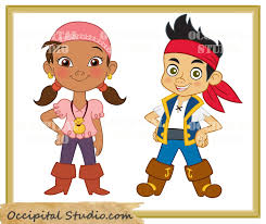 disney jake and the neverland pirates clip art 68