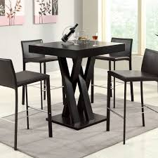 Patio Tall Table And Chairs Great Tall Bistro Table Set