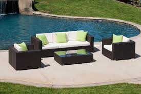 Modern Patio Furniture  Outdoor Furniture Vancouver BC - Modern outdoor sofa sets 2