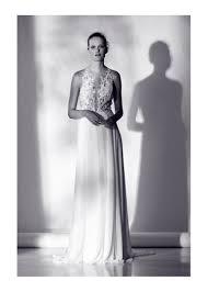 Black And White Wedding Dress Lace Wedding Dresses From The Bridal Runways Wedding Dresses