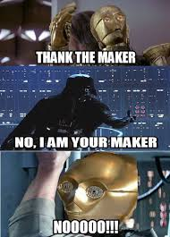 I Am Your Father Meme - no i am your father rebels consciousness