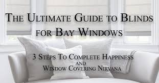 micro blinds for windows the ultimate guide to blinds for bay windows the finishing touch