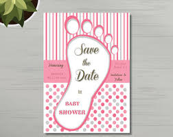 save the date baby shower save the date baby boy shower card template save the date