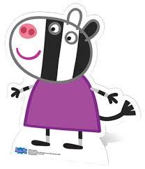cut outs peppa pig character lifesize cardboard cutout standee standup