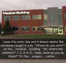 Building Memes - put me like 盞 smartly named medical building