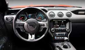 ford mustang audio system 2015 ford mustang gets three audio systems six speakers as