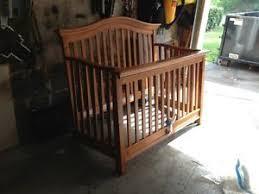Babi Italia Pinehurst Convertible Crib Pinehurst Lifestyle Crib Conversion Kit Tea Stain Baby Crib