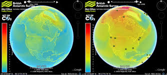 Google World Maps by Gigaom Uk Govt Orgs Launch Climate Change Maps On Google Earth
