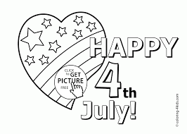 patriotic card independence day coloring page for kids coloring