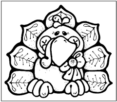 printable coloring sheets turkey turkey color free turkey