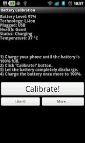 android battery calibration battery calibration android apps on play