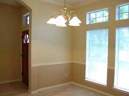 Two Tone Dining Room Paint Two Tone Paint Walls Two Tone Living Room Walls Appealing Choosing