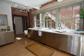 Kitchen Cabinets Los Angeles Ca by Stainless Steel Kitchen Cabinets Los Angeles Roselawnlutheran