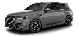 all audi q7 tuning by abt sportsline for all audi q7 models