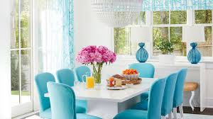 Dining Room Interior Designs by Beach House Dining Rooms Coastal Living