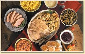 what to for thanksgiving dinner country and turkey dinner