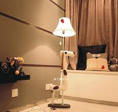 lighting for reading room floor stand ls decoration lighting fabric animal caton spotted
