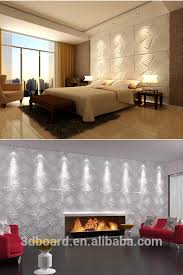 Embossed Wallpanels 3dboard 3dboards 3d Wall Tile by Decorative Wallpaper With Green Material View 3d Decorative