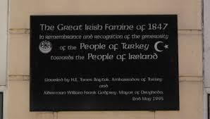 Ottoman Aid To Ireland Ottoman Humanitarian Aid To The Gripped By Famine Daily Sabah