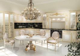 Kitchen Chandelier Lighting The Best Examples Of Luxury Kitchen Chandelier Design