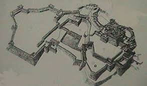 Himeji Castle Floor Plan Castle Building Techniques And Designs