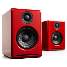 audioengine a2 premium powered desktop speakers with w3 wireless