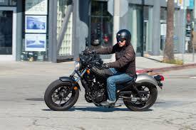 honda 500 first ride 2017 honda rebel 300 and rebel 500 with photos