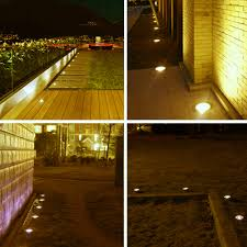 led deck stair lights free inspired led outdoor lighting stair