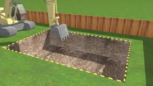 Where To Put A Pool In Your Backyard How To Build A Swimming Pool 12 Steps With Pictures Wikihow