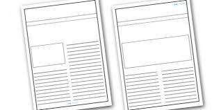 news report template gunpowder plot newspaper template gunpowder plot newspaper