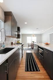 Modern Kitchen Rug Mid Century Modern Lighting Kitchen Contemporary With Breakfast