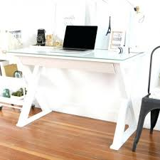 desk white washed secretary chic 67 compact with regard to