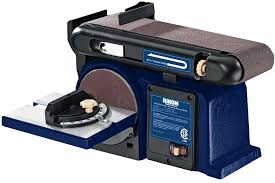 rikon 50 112 4 inch x 36 inch belt 6 inch disc sander power disc