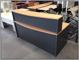 Curved Office Desk Furniture Curved Office Desk Furniture General Home Design Ideas