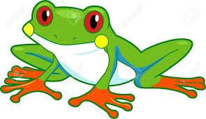 jungle frog clipart clipartxtras
