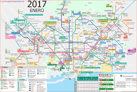 Idaho Time Zone Map Metro Map Of Barcelona 2017 The Best