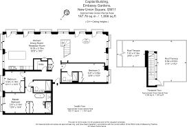 Grandeur 8 Floor Plan 3 Bedroom Apartment To Rent In Embassy Gardens Nine Elms Sw11