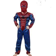 Boys Spider Halloween Costume Cheap Spider Halloween Costumes Aliexpress