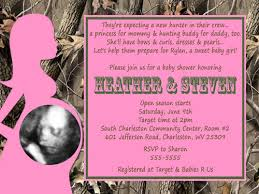 camo baby shower invitations pink camo baby shower invitations theruntime