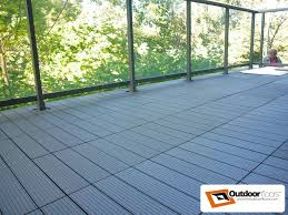 dark grey ridged tiles condo townhouse u2022 outdoor floors