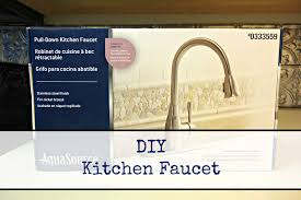 diy kitchen faucet diy kitchen faucet life of creed