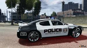 police charger dodge charger nypd police v 1 3 for gta 4