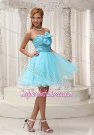 graduation dresses for 5th graders blue a line ruched mini length 5th grade graduation dress in harvest
