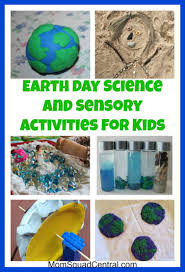 earth day science and sensory activities for kids mom squad central