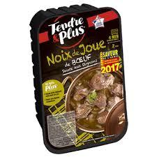 cuisiner une joue de boeuf noix de joue de bœuf sauce aux oignons tendre et plus