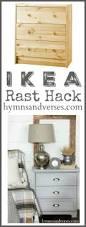 75 Best Diy Ikea Hacks Page 2 Of 15 Diy Joy by Ikea Rast Hack Dresser To Nightstand Painted Furniture Makeover