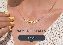 necklace with name personalized images Name necklaces personalized necklaces personalized jewelry my jpg